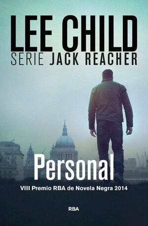 PERSONAL, JACK REACHER XIX