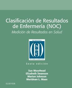 CLASIFICACIÓN DE RESULTADOS DE ENFERMERÍA (NOC) (6ª ED.)