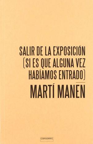 SALIR DE LA EXPOSICIÓN