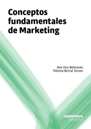 CONCEPTOS FUNDAMENTALES DE MARKETING