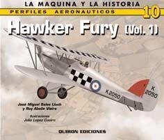 HAWKER FURY (VOL. 1)