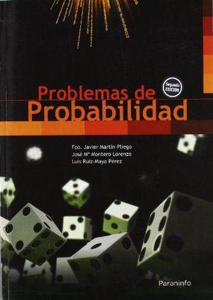 PROBLEMAS DE PROBABILIDAD 2ªED