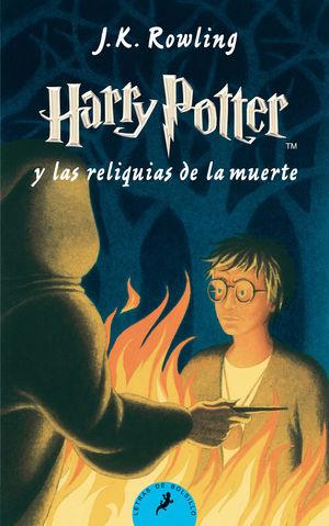 HARRY POTTER (B) VII Y LAS RELIQUIAS DE LA MUERTE