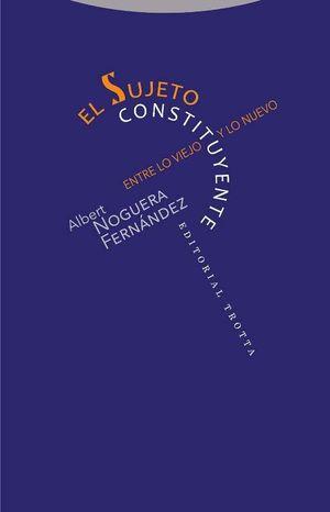 EL SUJETO CONSTITUYENTE
