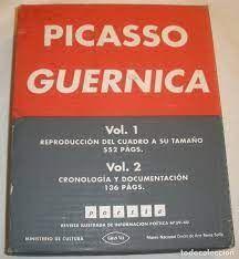 REVISTA POESÍA. NÚMERO 39-40. PICASSO. GUERNICA. REVISTA ILUSTRADA DE INFORMACIÓN POÉTICA. VOL. I Y II