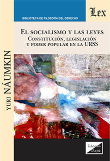 SOCIALISMO Y LAS LEYES, EL